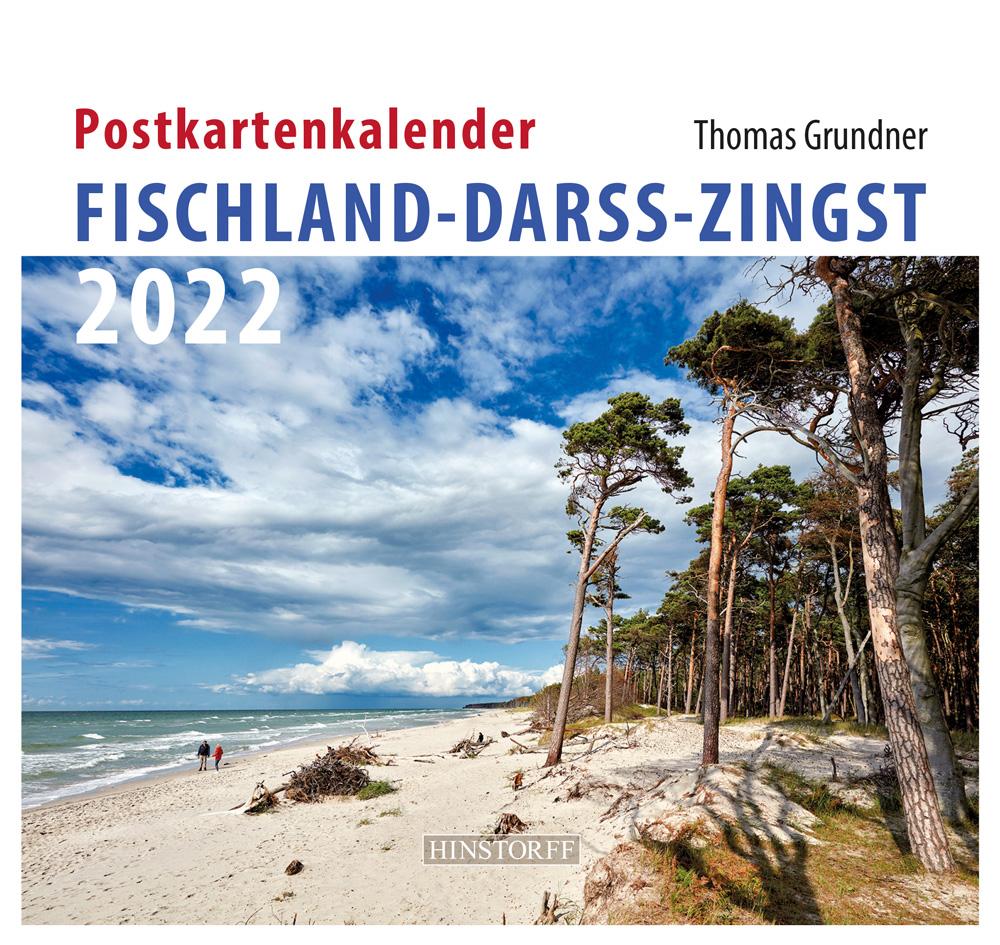 Postkartenkalender Fischland-Darß-Zingst 2022
