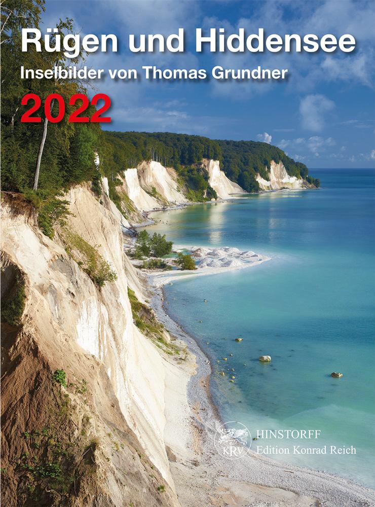 Rügen und Hiddensee 2022. Inselbilder