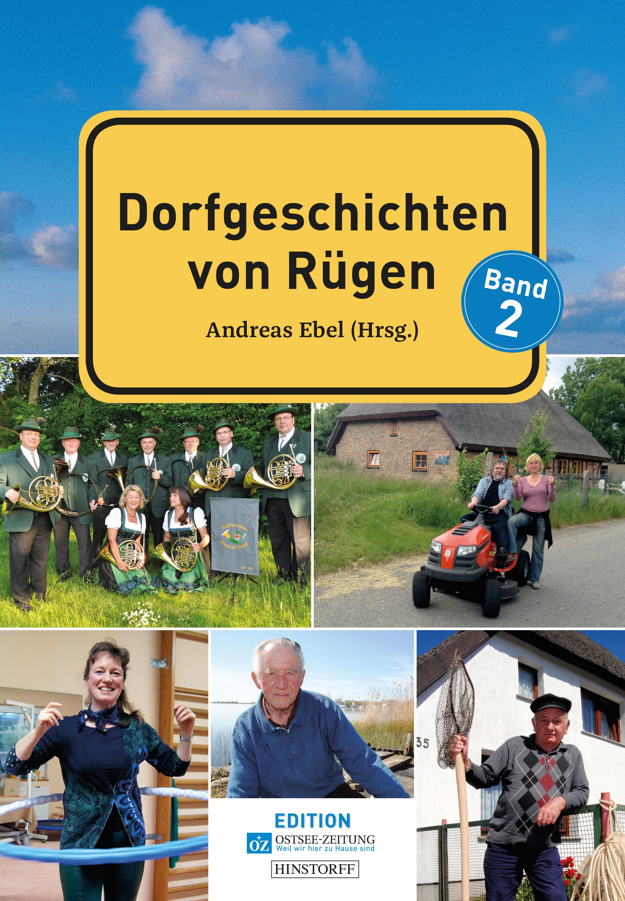 Dorfgeschichten von  Rügen. Band 2