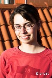 Portrait von Strahl, Antje