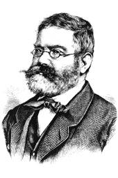 Portrait von Reuter, Fritz