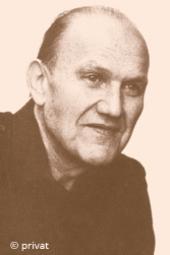 Portrait von Fühmann, Franz