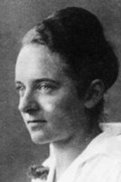 Portrait von Miethe, Käthe