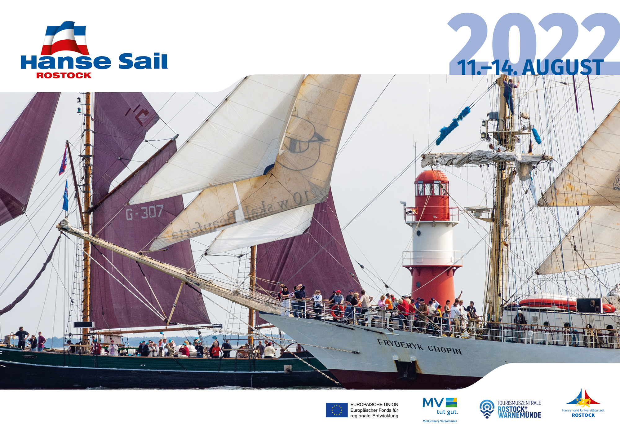 Hanse Sail Kalender 2022