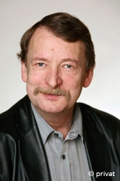 Portrait von Brümmer, Manfred