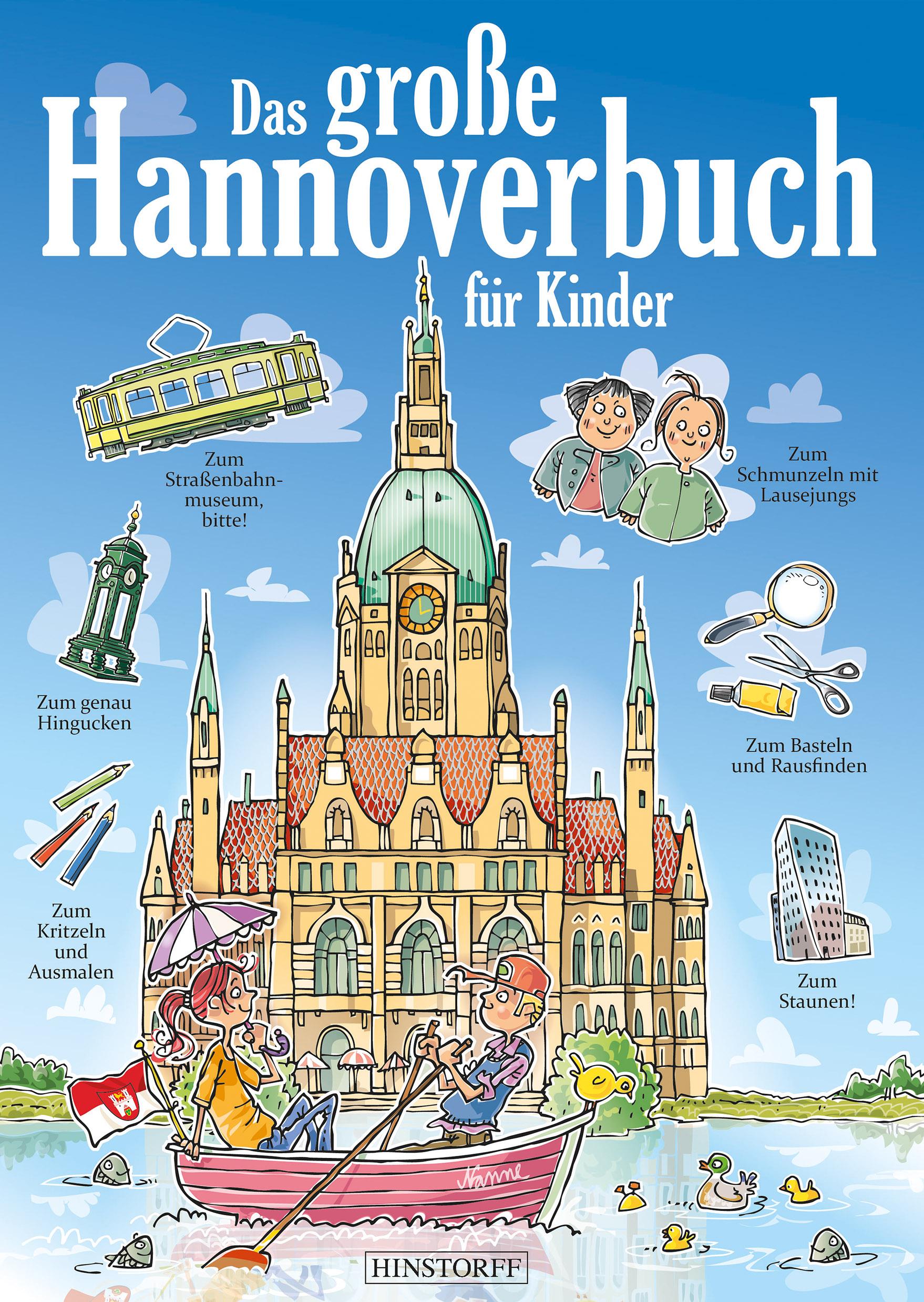 Das große Hannoverbuch für Kinder