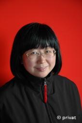 Portrait von Komachi, Hanae