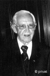 Portrait von Nahme, Hans-Dieter