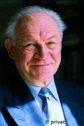 Portrait von Kiesow, Gottfried