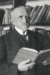 Portrait von Wossidlo, Richard