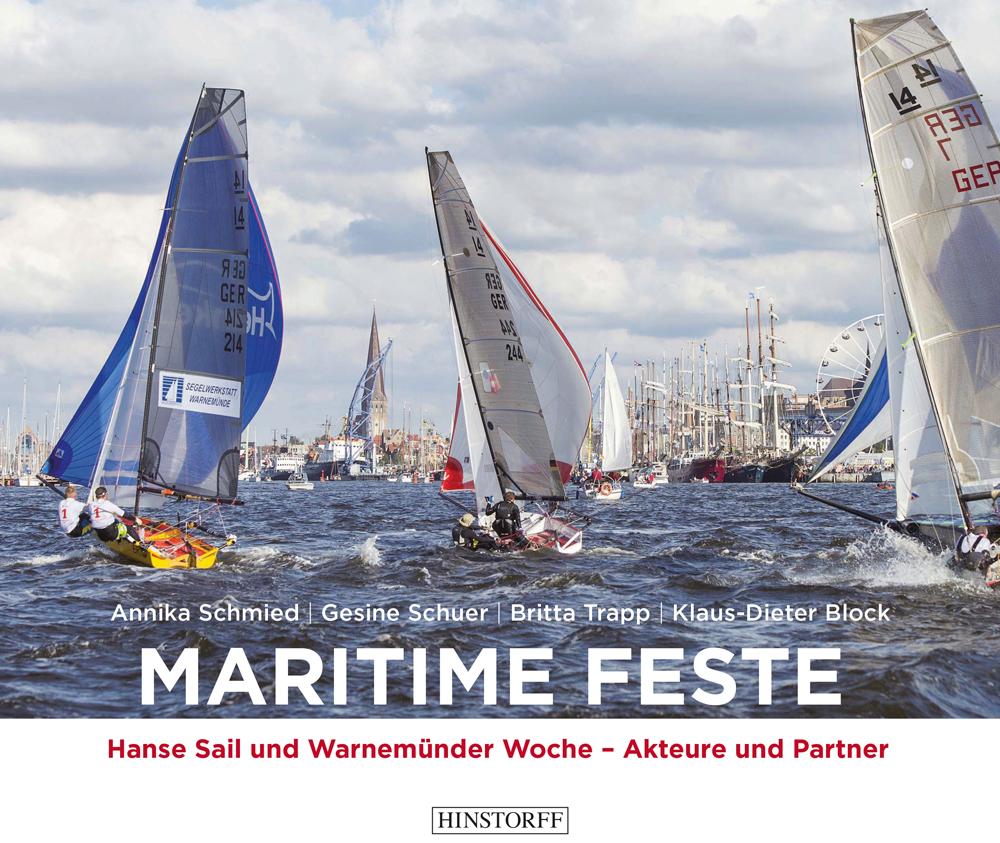 Maritime Feste - Hanse Sail und Warnemünder Woche