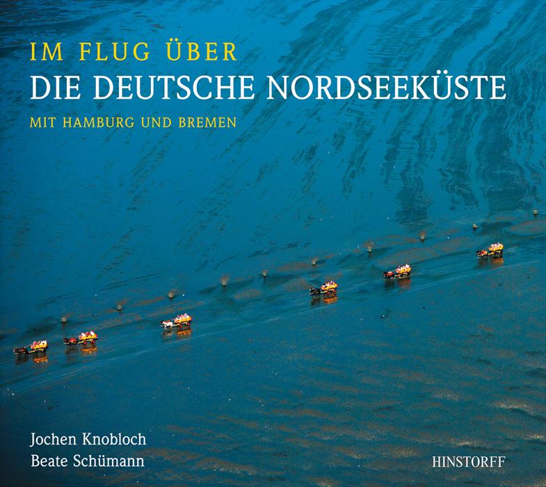 Im Flug über die deutsche Nordseeküste