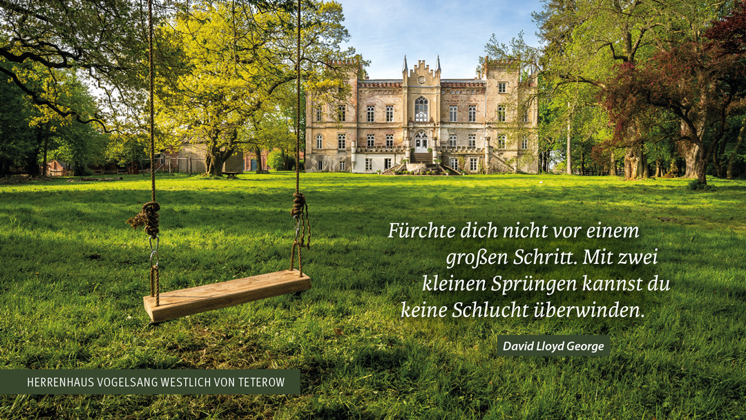 GutshausRomantik - Die schönsten Herrenhäuser