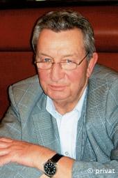 Portrait von Reich, Konrad