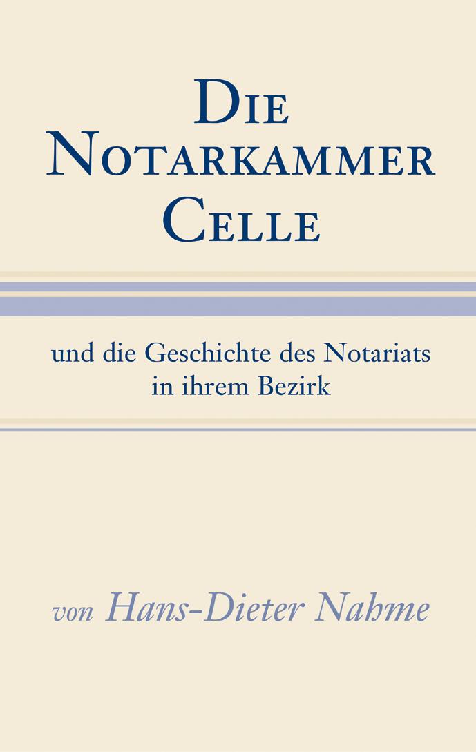Die Notarkammer Celle