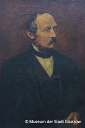 Portrait von Brinckman, John