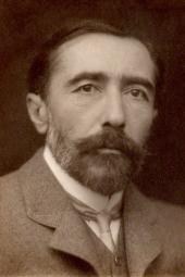 Portrait von Conrad, Joseph